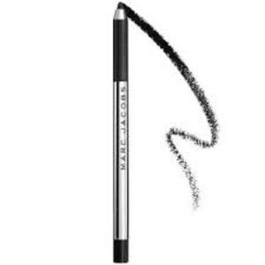 New! Marc Jacobs eyeliner gel pencil (black)